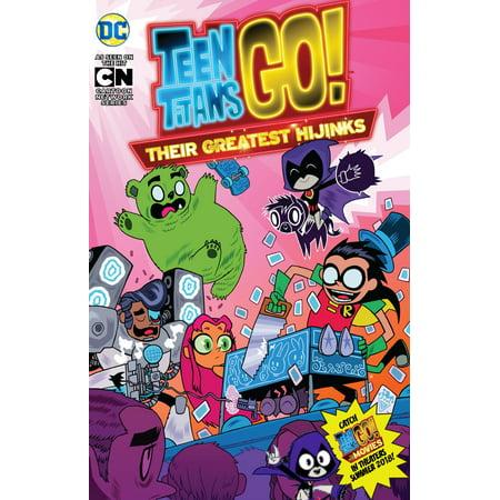 Teen Titans GO!: Their Greatest Hijinks for $<!---->