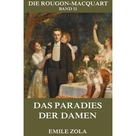 Das Paradies der Damen - eBook (Retro Sonnenbrille Damen)