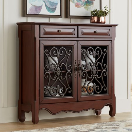 Hand Painted Console Cabinet (Powell Maravilla 41