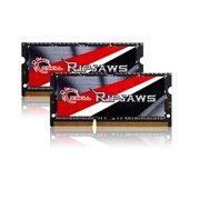 G.Skill F3-1600C9D-8GRSL Ripjaws 8GB (2x4GB) DDR3-1600  Laptop Memory RAM