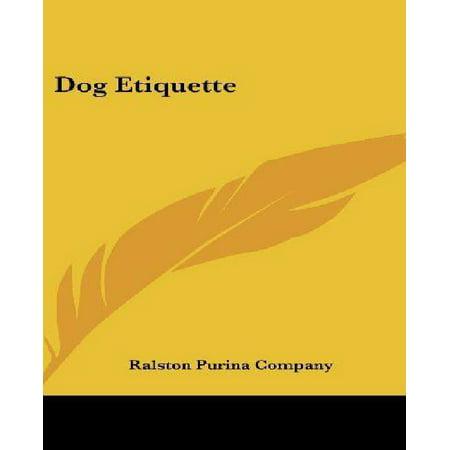 Dog Etiquette - image 1 of 1