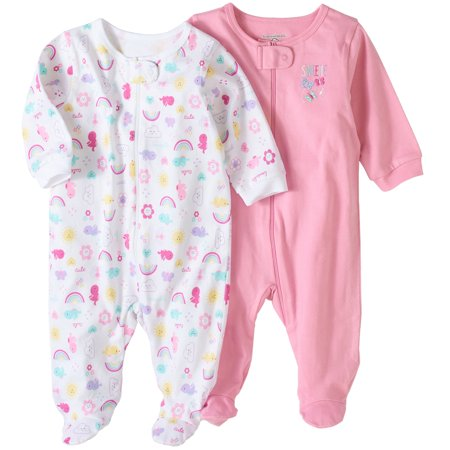 Garanimals Newborn Layette Baby Shower Gift Set, 20pc (Baby Girls)