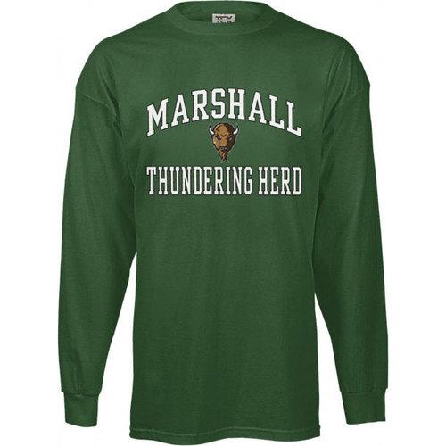 NCAA - Marshall Thundering Herd Kids/Youth Perennial Long Sleeve T-Shirt