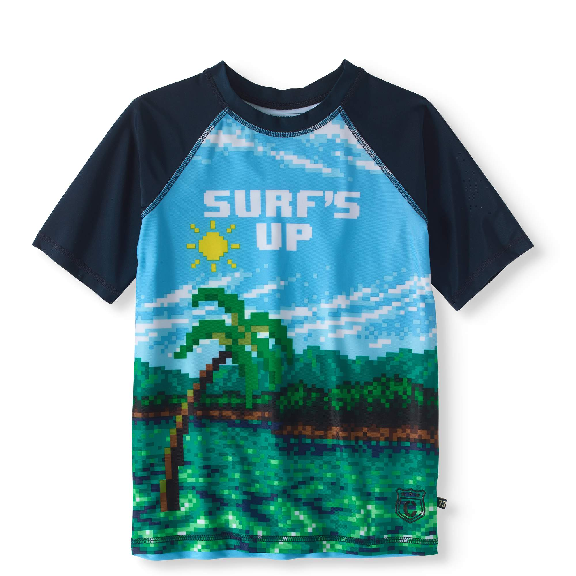 Boys' Surfs Up Rashguard