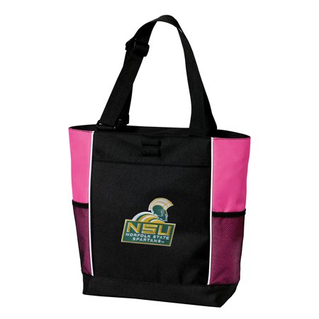 NSU Spartan Tote Bag or Norfolk State University Shopper Tote (Handbags For Women Spartina)
