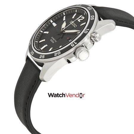 Seiko Kinetic Black Dial Men's Watch SKA789   Walmart Canada
