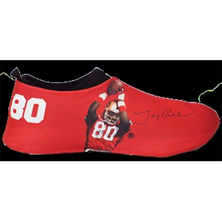 1992 Jerry Rice (Jerry Rice 113-546 Two Pack Sneakerskins Jerry Rice -)