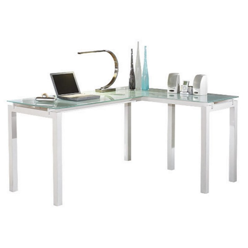 Signature Design By Ashley Furniture Baraga L Shaped Desk