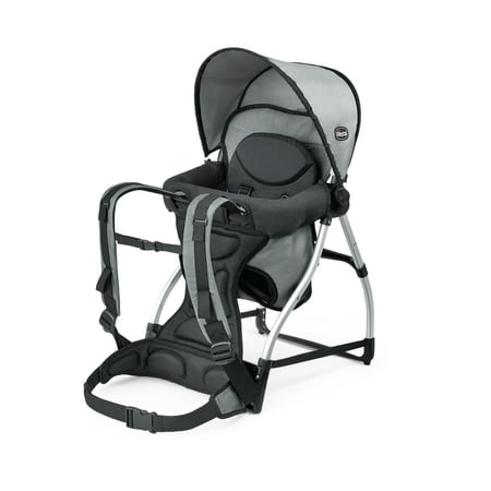 Chicco SmartSupport Backpack Carrier, Grey