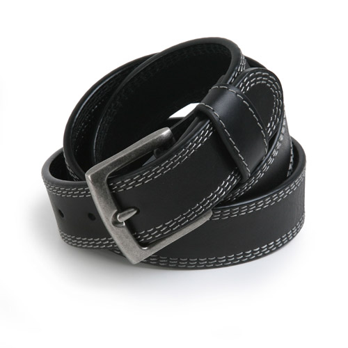Wrangler Men's Triple Stitch Belt