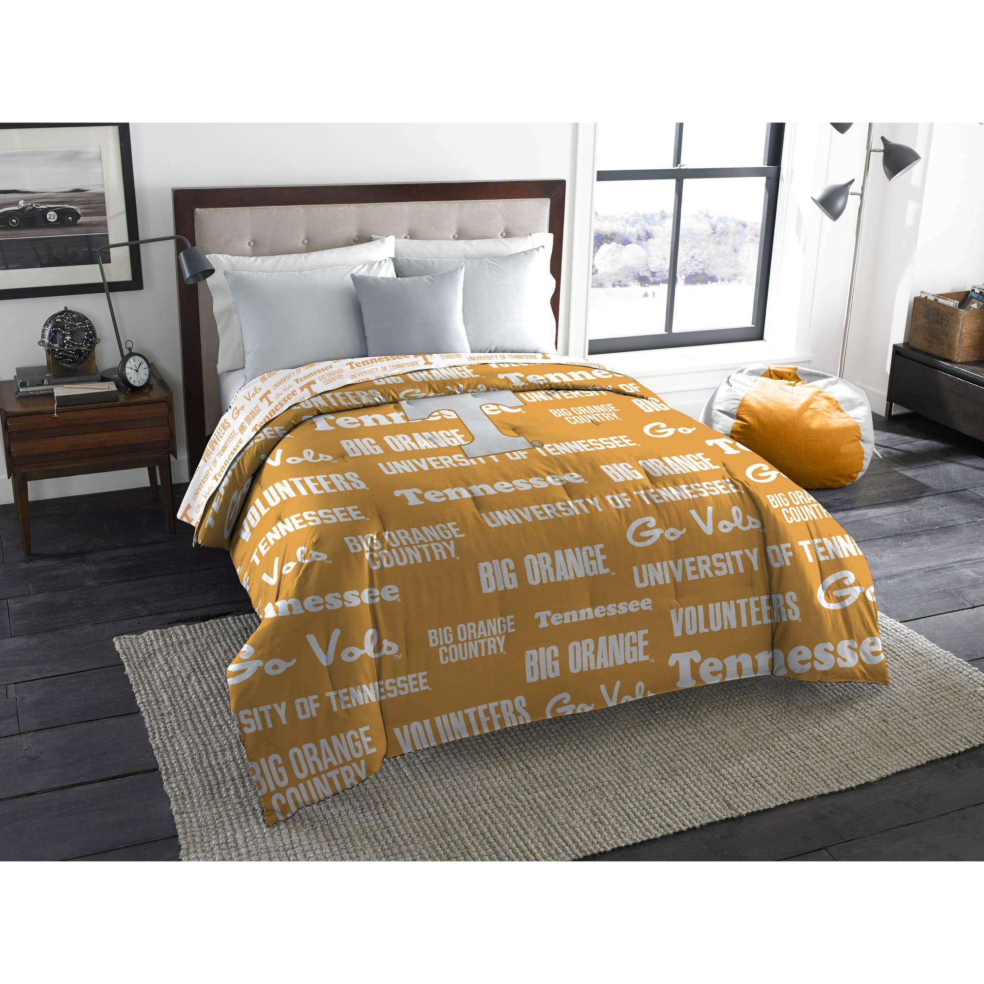 Northwest™ Tennessee Volunteers Microfiber Twin/Full Comforter