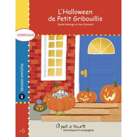 L'Halloween de Petit Gribouillis - version enrichie - - Decoration De L'halloween