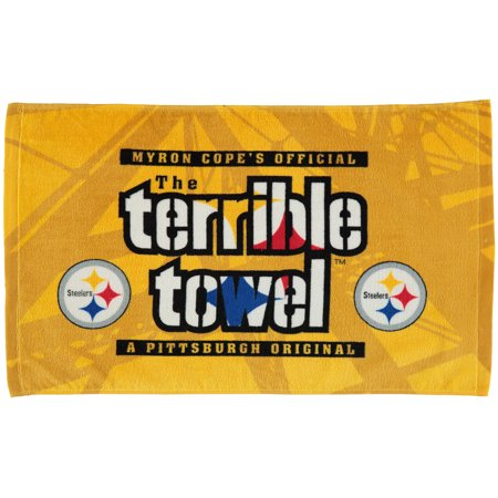Pittsburgh Steelers Beam Terrible Towel - No Size