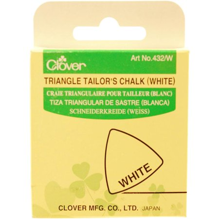 Triangle Tailor's Chalk-white
