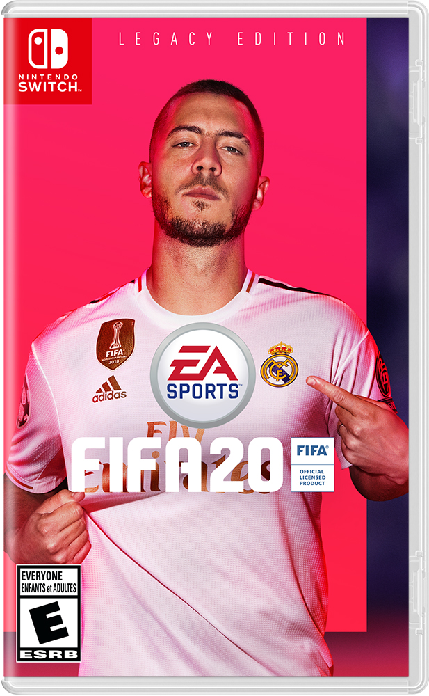 FIFA 20, Electronic Arts, Nintendo Switch, 014633740998