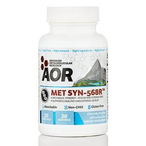 Met Syn-568R - 30 Softgels by Advanced Orthomolecular Research