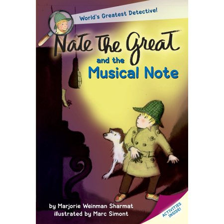 Nate the Great and the Musical Note (Musical Note Cutouts)