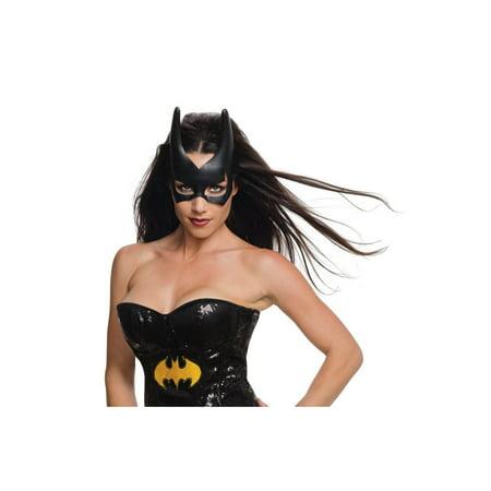 Batgirl Mask Adult - Batman Mask For Adults