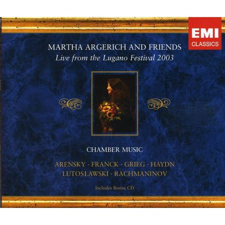 Festival Chamber Music - Lugano Festival Of Chamber Music