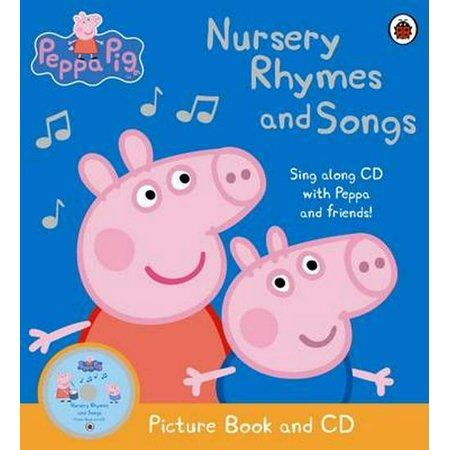 Peppa Pig - Nursery Rhymes and Songs: Picture Book and CD (Nursery School Pictures)