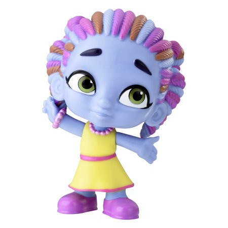 - Netflix Super Monsters Zoe Walker Collectible 4-inch Figure Ages 3 and Up