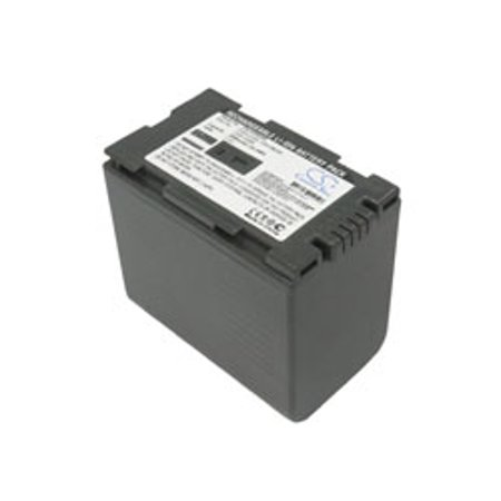 Replacement for PANASONIC CGR-D320 replacement battery