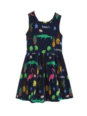 11e58b25365 Product Image Outtop Toddler Girls Summer Princess Dress Kids Baby Party  Wedding Sleeveless Dresses