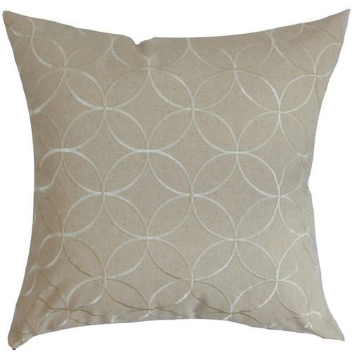 The Pillow Collection Dittany Cotton Throw Pillow