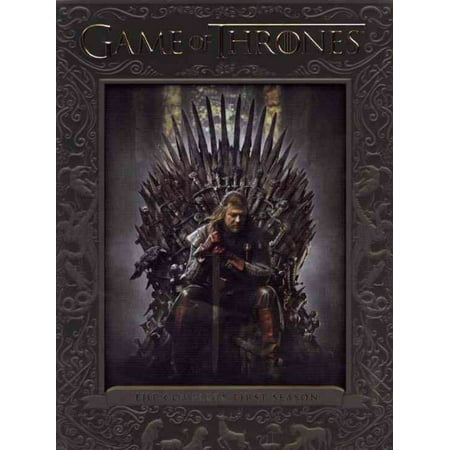 Warner Brothers Game Of Thrones S1 Dvd Std Ff (Halloween Warner Brothers)