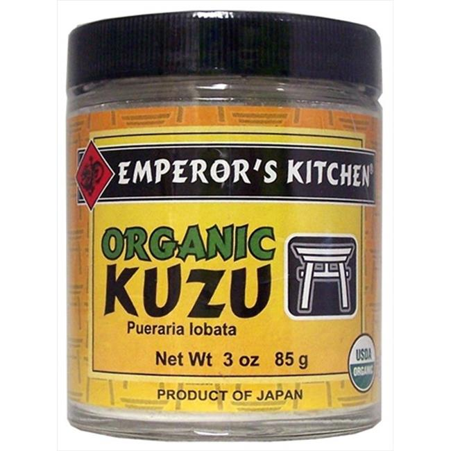 Emperors Kitchen Organic Kuzu Powder 3-Ounce