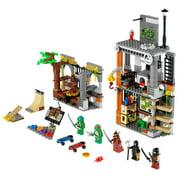 LEGO® Teenage Mutant Ninja Turtles® Turtle Lair Attack w/ Minifigures | 79103