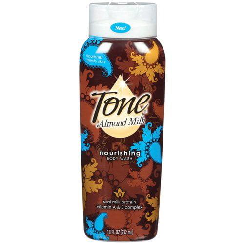 Tone: Almond Milk Nourishing Body Wash, 18 fl oz