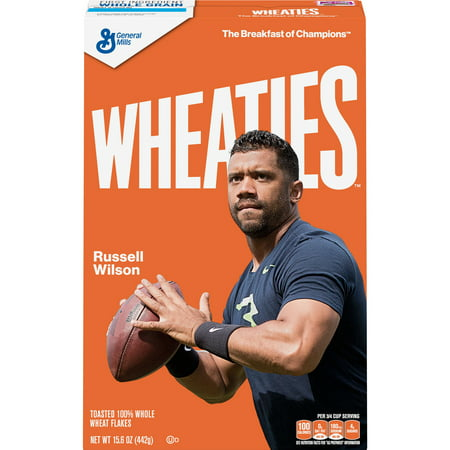 Wheaties, Cereal, with Whole Grain