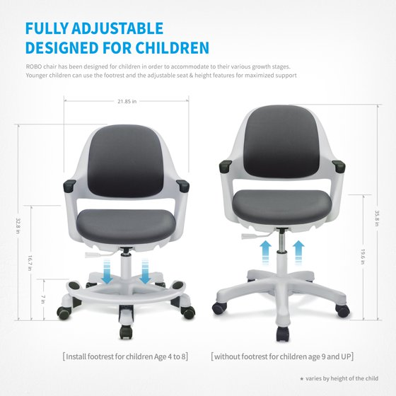 Awesome Sitrite Children Chair For Kids Desk Height Control Student Study Adjustable Seat Office Customarchery Wood Chair Design Ideas Customarcherynet