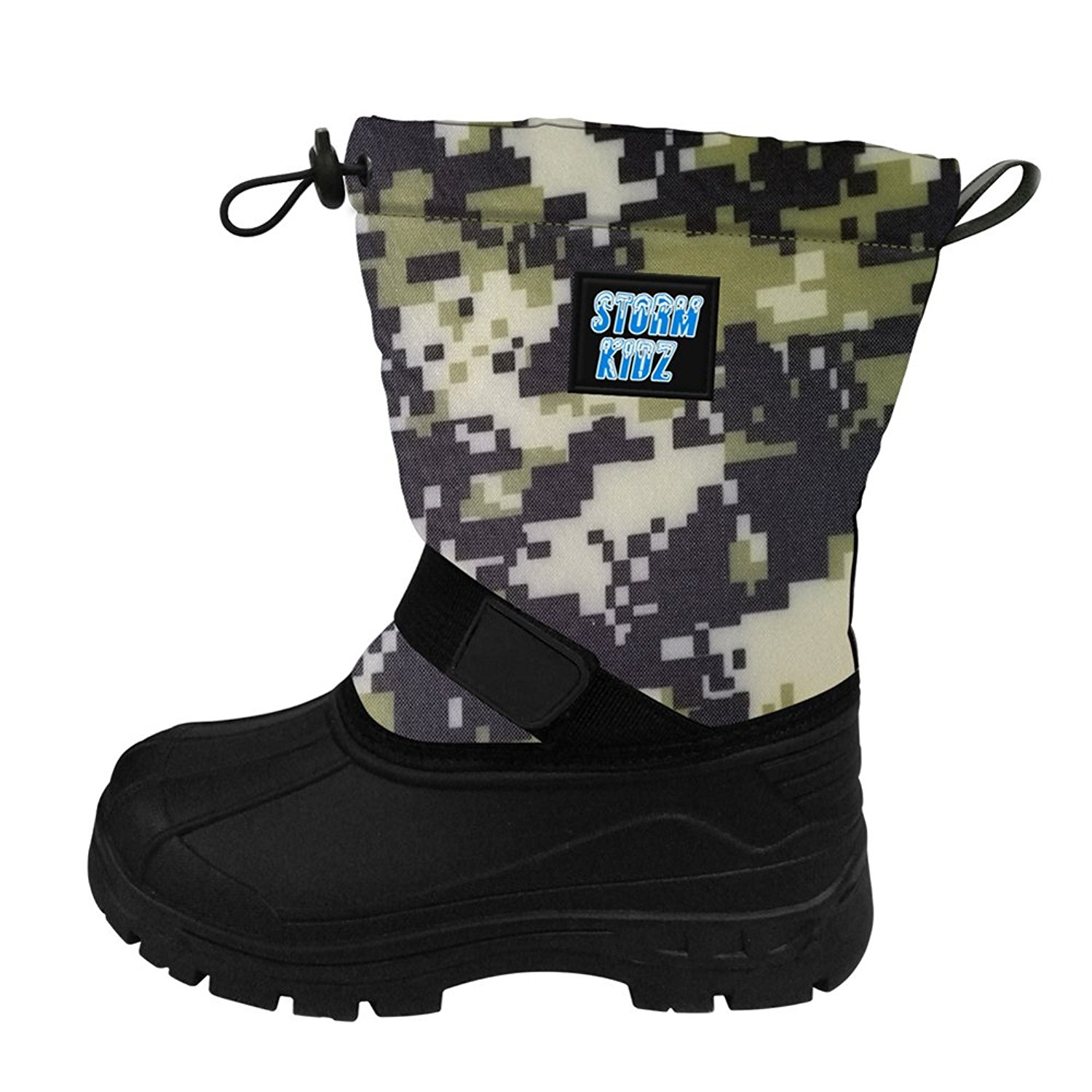 Storm Kidz Unisex Cold Weather Snow Boot (Toddler/Little Kid/Big Kid) MANY COLORS