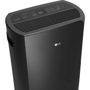 lg dehumidifier. lg puricare 70-pint dehumidifier in black image 7 of 10 lg i