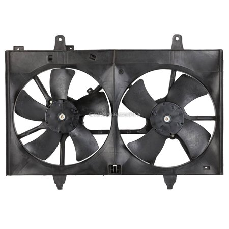 - New Cooling Fan Assembly For Nissan Murano 2003 2004 2005 2006 2007