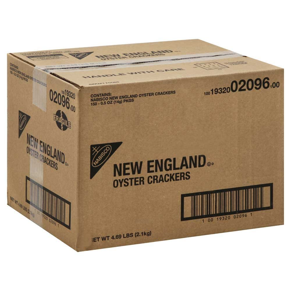 150 PACKS : Nabisco® New England Oyster Crackers