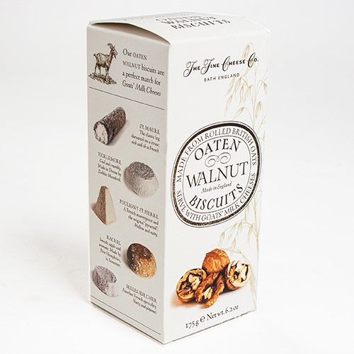 Specialty Crackers from The Fine Cheese Co. - Walnut