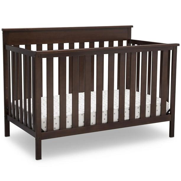 Delta Children Kingswood 4 In 1, Baby Cribs That Convert To Queen Beds