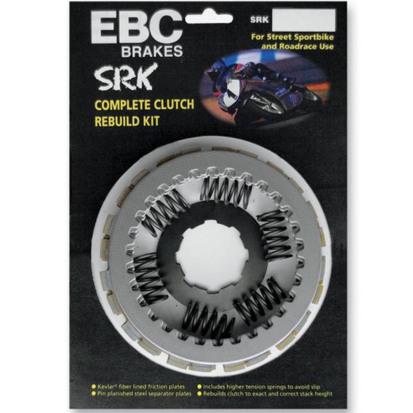 EBC SRK Series Race/Sport Clutch Kit Fits 2000 Suzuki GSX...