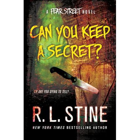 Can You Keep a Secret? : A Fear Street Novel