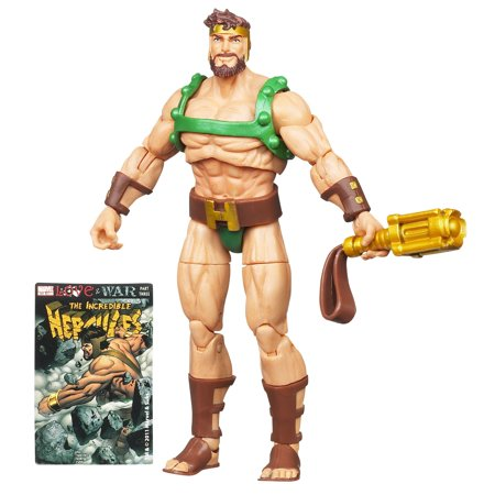 marvel universe marvels hercules action figure (series 4) by hasbro