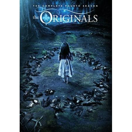 The Originals: The Complete Fourth Season (DVD)