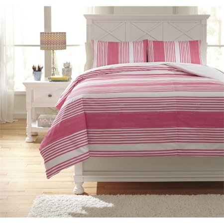 Ashley Taries Full Duvet Cover Set in Pink - image 2 of 2