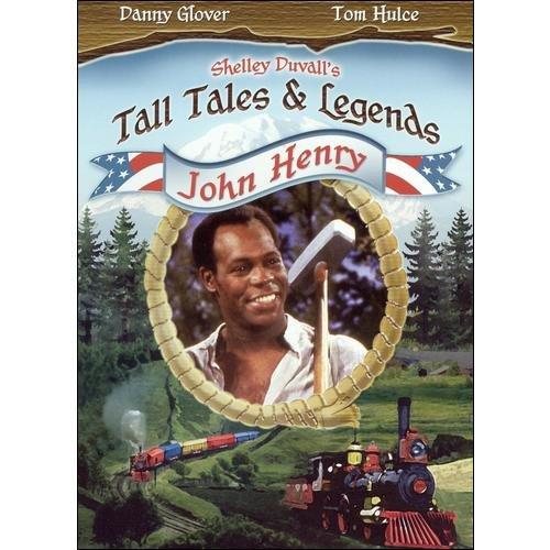 Tall Tales & Legends: John Henry (Full Frame)