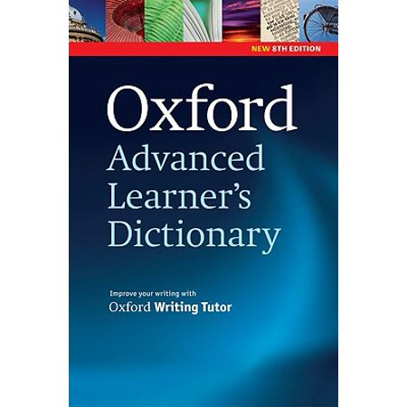 Oxford Chinese Dictionary - Oxford Advanced Learner's Dictionary