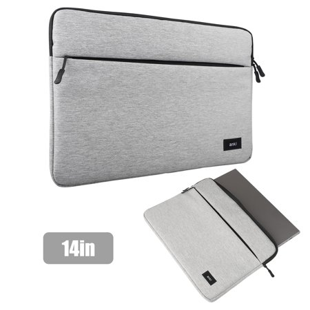 EEEKit Laptop Sleeve Case Pouch Bag, Waterproof Soft Sleeve Carry Cover Bag Pouch for MacBook 15.4/Pro 15