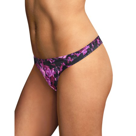 Maidenform Comfort Devotion Women`s Thong - Best-Seller,