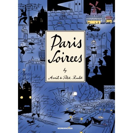 Paris Soirees - eBook - Soiree Halloween Paris